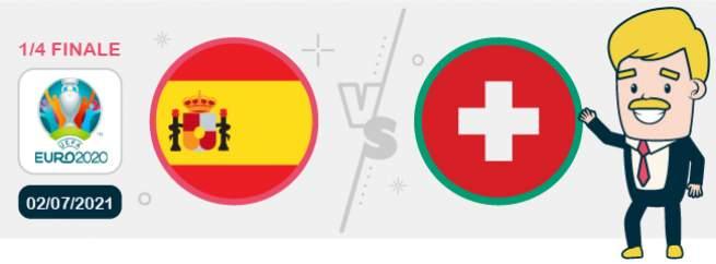 Suisse Espagne Pronostic euro 2020