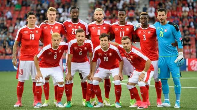 équipe nationale football suisse nati