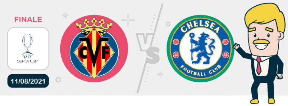 pronostic Chelsea Villarreal