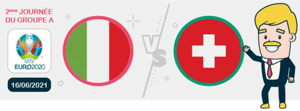 Prono Italie Suisse Mercredi 16 Juin 2021